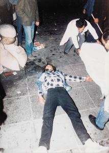 Ο 15χρονος Μιχάλης Καλτεζάς, νεκρός από τα αστυνομικά πυρά στα Εξάρχεια