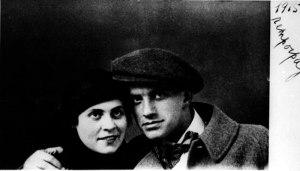 πηγή wikipedia: Ο Βλαντίμιρ Μαγιακόφσκι και η Λίλια Μπρικ
