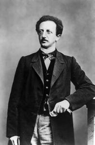 Πορτρέτο του Ferdinand Lassalle