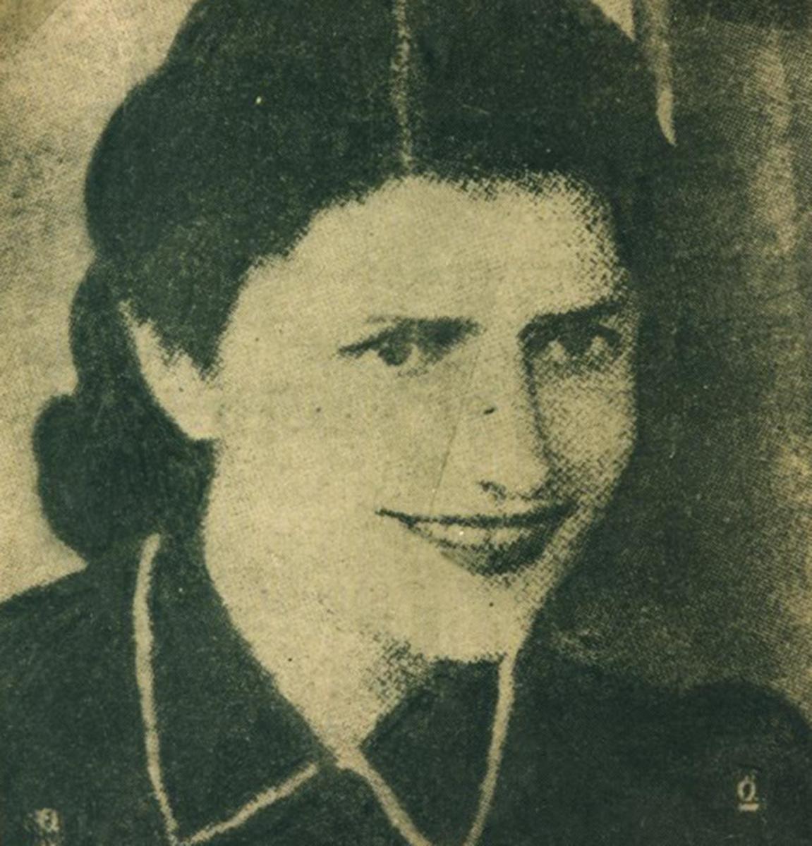 Για την Μακεδόνισσα κομμουνίστρια, Μίρκα Γκίνοβα (1916-1946)