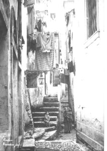 Παλιά φωτογραφία της Εβραϊκής συνοικίας. πηγή abravanel