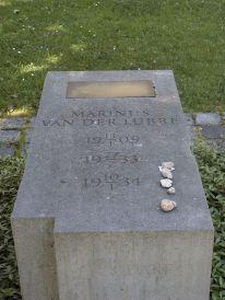 Μνημείο αφιερωμένο στον Λούμπε που βρίσκεται στην Λειψία