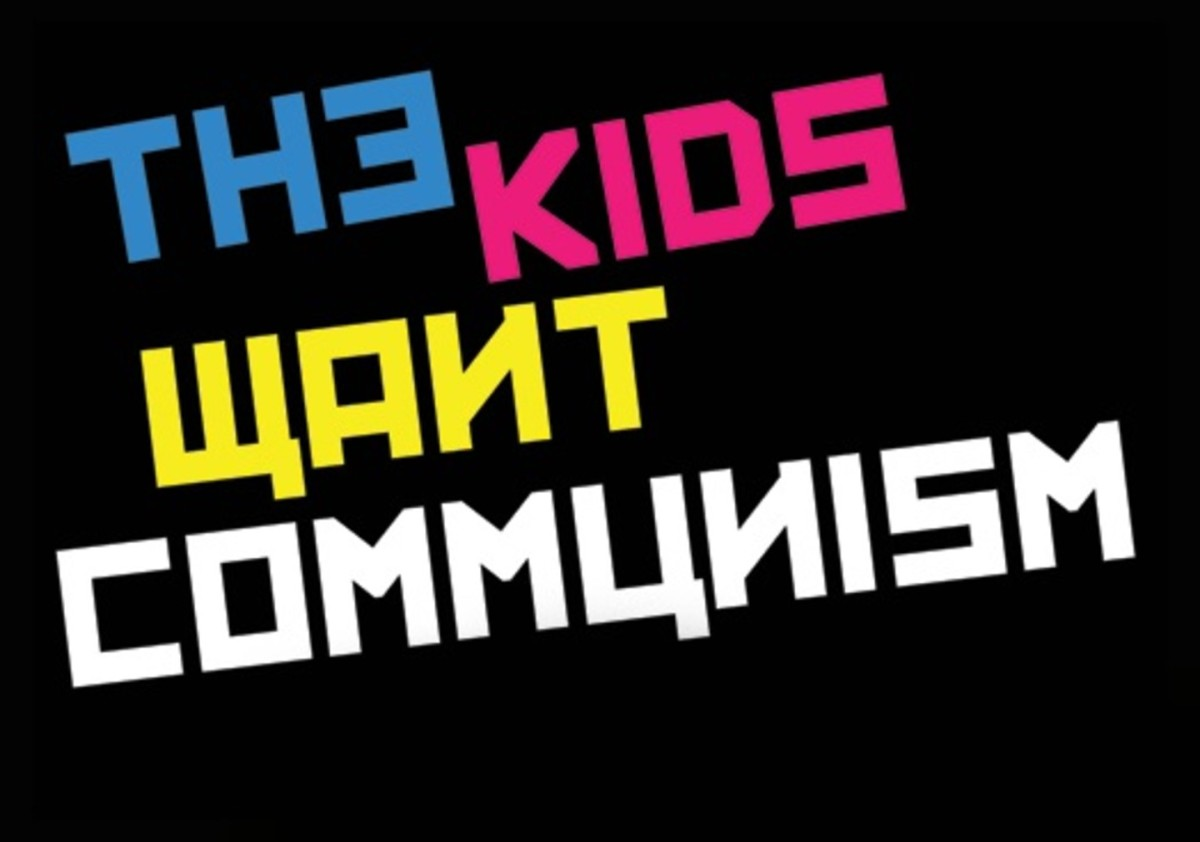 "Βερολίνο: ""The kids want communism"""